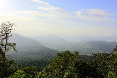 loei: Nature of  Phu Rua mountain , Phu Rua, Loei, , Thailand