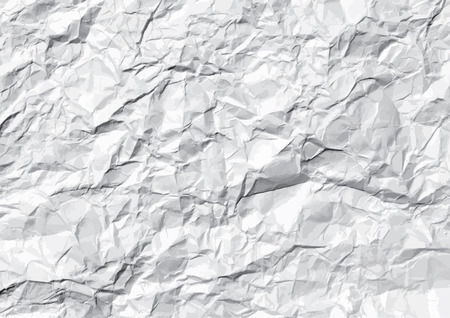 texture of illustration: crumpled paper  Texture  illustration Illustration