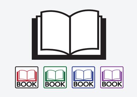 videobook: Book Icon
