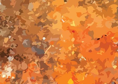 fatigues: Camouflage pattern design   illustration Illustration