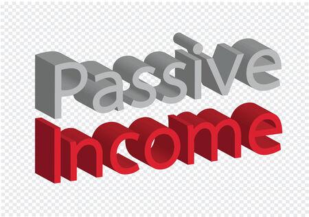 incomes: passive income recurring incomes concept idea