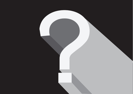 questionail: Question mark icon ,  FAQ sign and Help symbol
