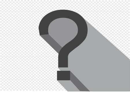 questionail: Icono de signo de interrogaci�n, FAQ signo y s�mbolo Ayuda