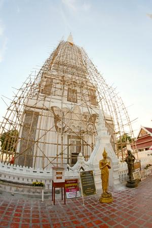 th�?¨: Phra que Tha -Entonces chedi, Wat Phra Tha -Entonces, Tha -Entonces Distrito, Nakhon Phanom, Nakhon Phanom, Tailandia