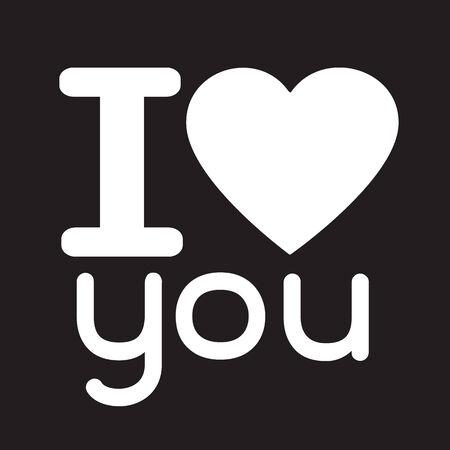 sentimental: I love you