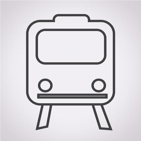 train icone: Ic�ne de train, train, ic�ne de transport