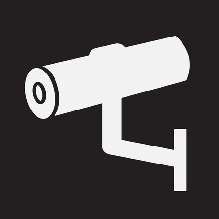 monitored area: Cctv Icon ,  cctv,  security icon,cctv camera