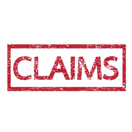 Claims text illustration