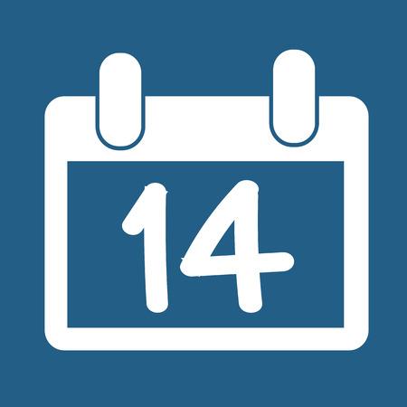 14 of february: 14 february ,calendar ,  valentines day