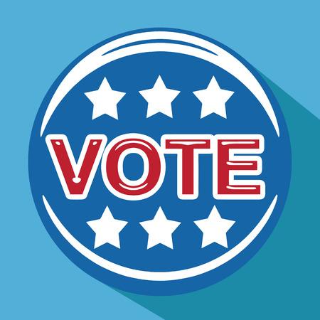 vote button: vote icon , vote, vote button