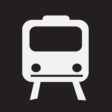 train icon: Train Icon illustration