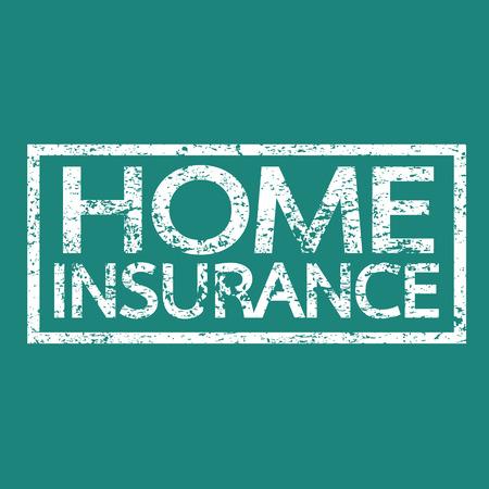 home insurance: Home Insurance text , Home Insurance Word