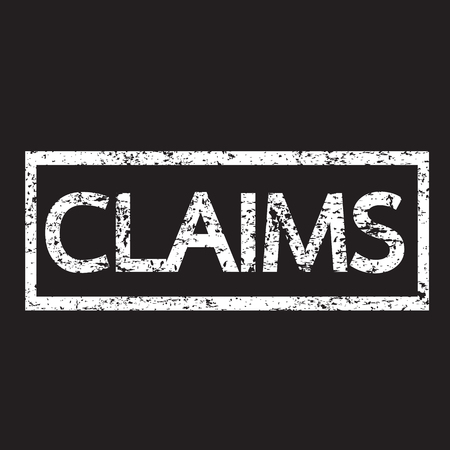 compensate: Claims text Illustration