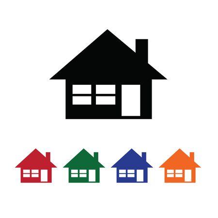icone maison: Accueil icon
