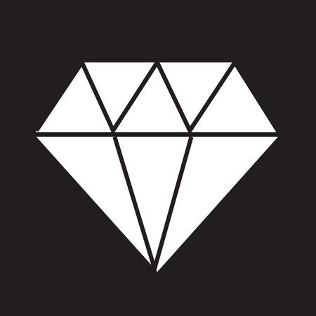 アイコン、ダイヤモンド、ダイヤモンド アイコン、ベクター ダイヤモンド ダイヤモンドします。
