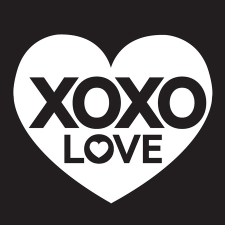 xoxo: I Love You Xoxo ,Xoxo , I Love You , XO OX Love You