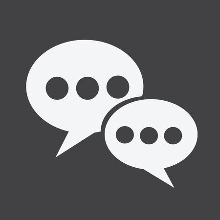 スピーチ泡、泡、思想バブル、スピーチの泡ベクトル、バルーン アイコン、スピーチ、スピーチ泡アイコン  イラスト・ベクター素材