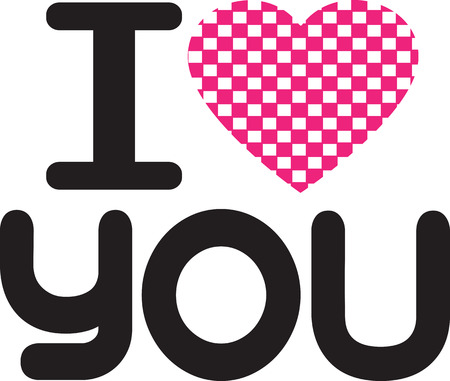 stock illustrations: I Love You Stock Illustrations and Vector Art