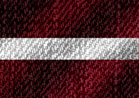 latvia: National flag of Latvia themes idea design