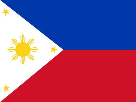 Vlag van de Filippijnen