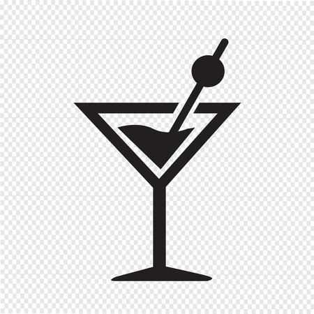 margerita: Drink beverage icon Illustration