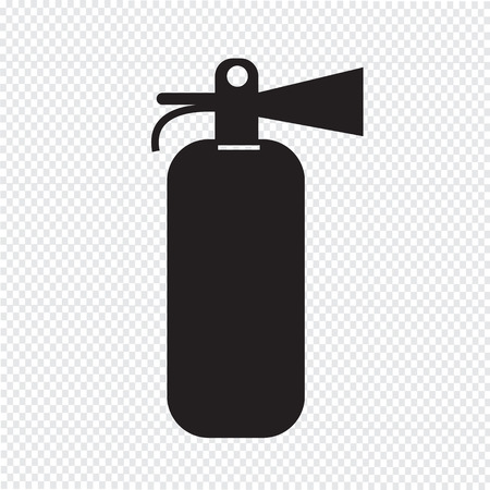 disaster prevention: Fire Extinguisher Icon