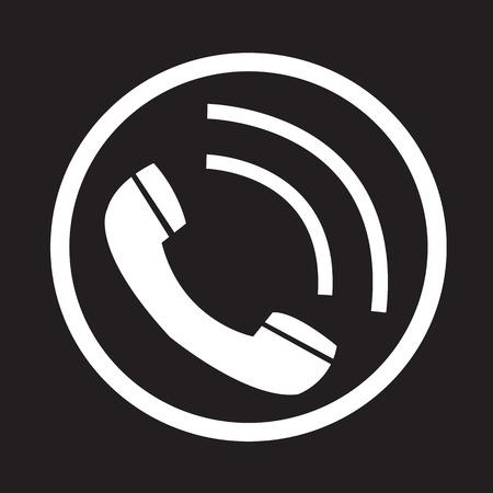 Telefonhörer-Symbol