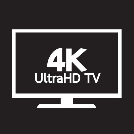tft: 4K UltraHD TV icon