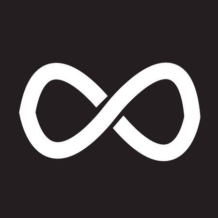 eternally: infinity symbol