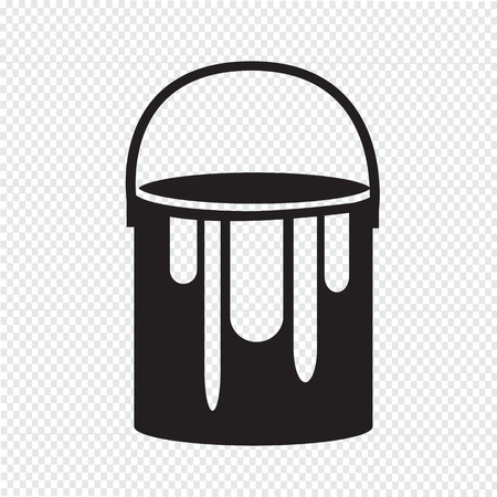 paint can: paint can icon