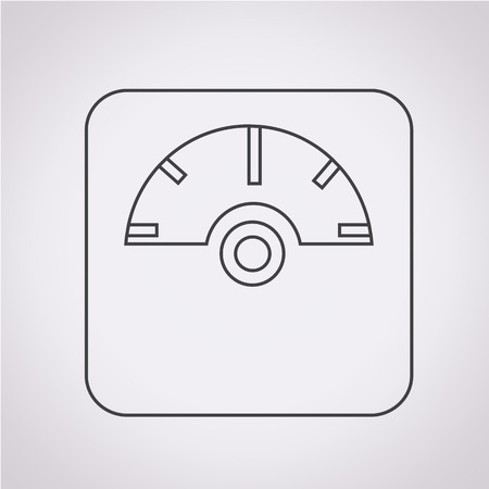 weighting: weighting apparatus icon