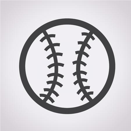 softbol: icono de b�isbol