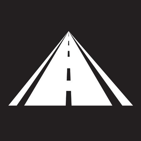 journey: road icon