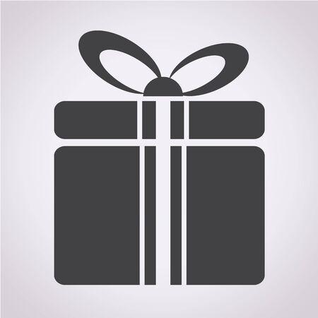 giftware: Gift box icon