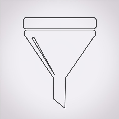 lube: filter icon
