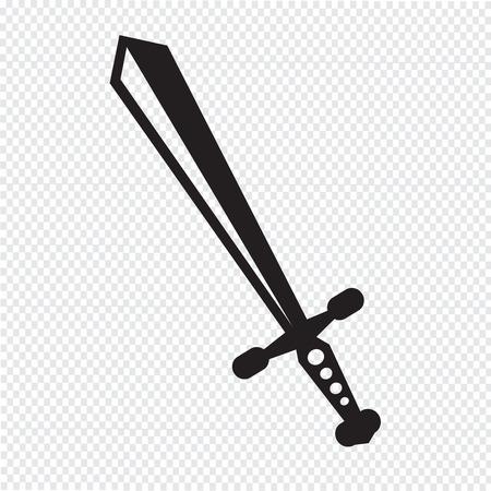 duel: sword icon