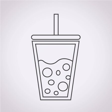 cold drink: cold drink icon