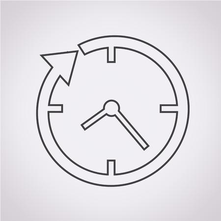 24 hour: 24 hour clock Icon