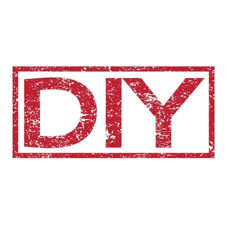 diy: Stamp text DIY