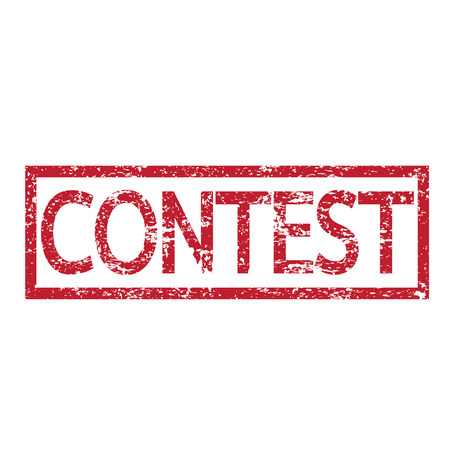 contest: Stamp text CONTEST
