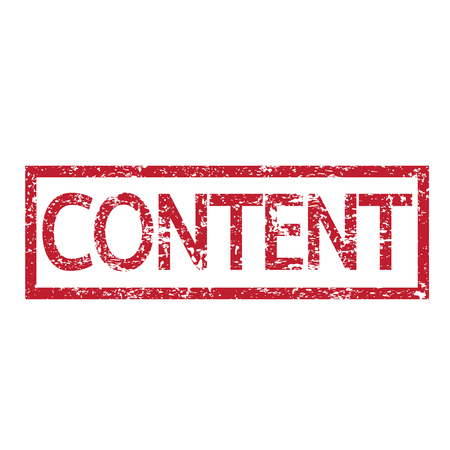 backlink: Stamp text CONTENT