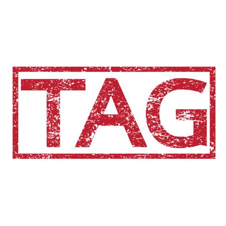 backlink: Stamp text TAG