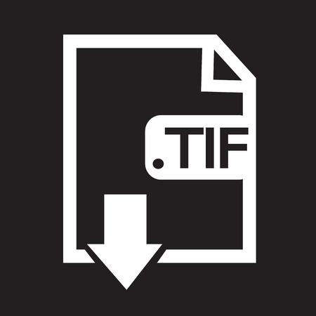 file type: Image File type Format TIF icon