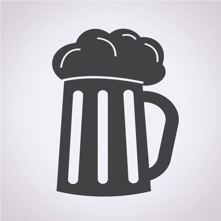 draughts: Glass beer icon