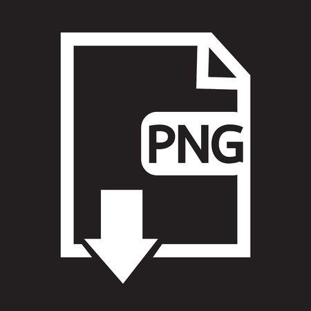 png: File type PNG icon