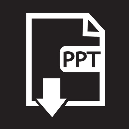 ppt: File type PPT icon