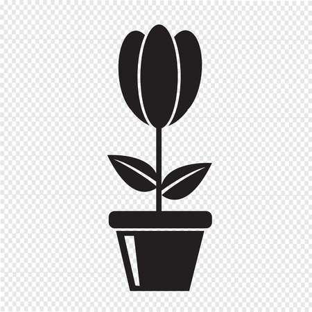 cultivated: flower icon