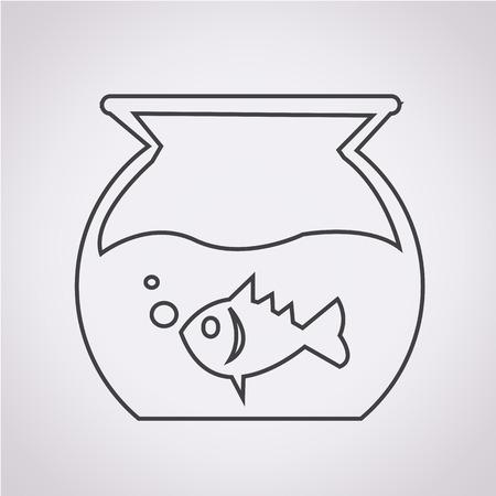 fishbowl: Fish Bowl Icon