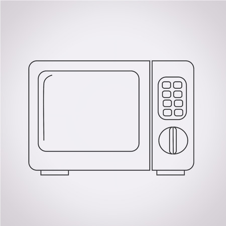 microwave oven: Microwave oven icon