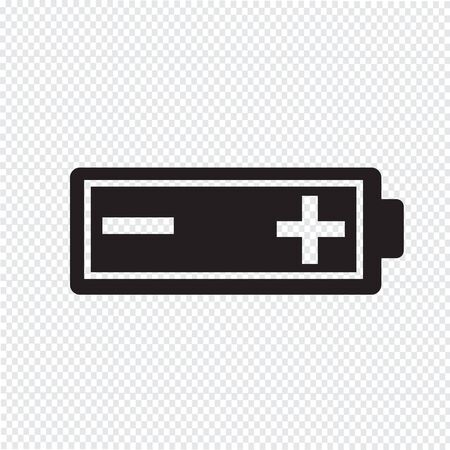 Battery icon Vector